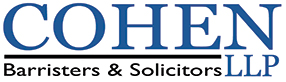 Cohen LLP - Will and Real Estate Lawyers, Toronto